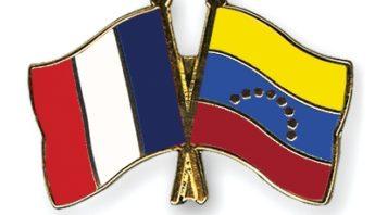 Pins-France-Venezuela